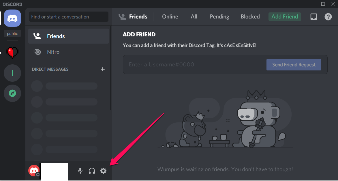 how to stop discord from starting automatically