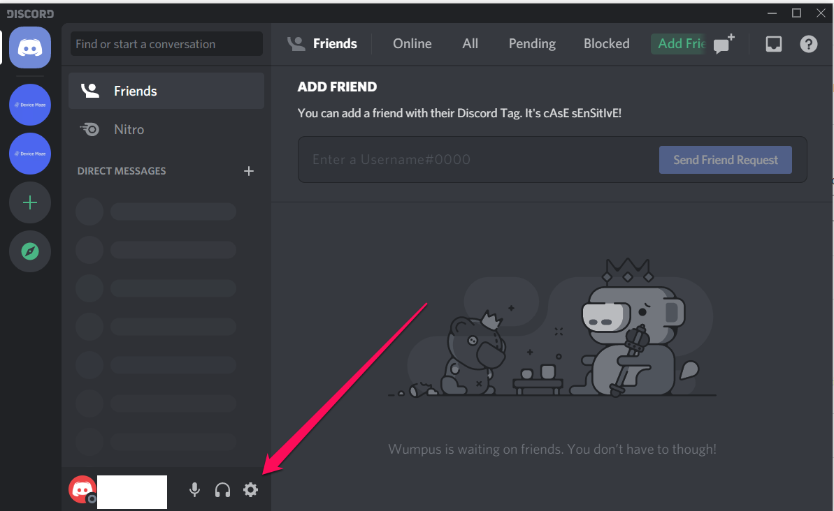 how to remove better discord