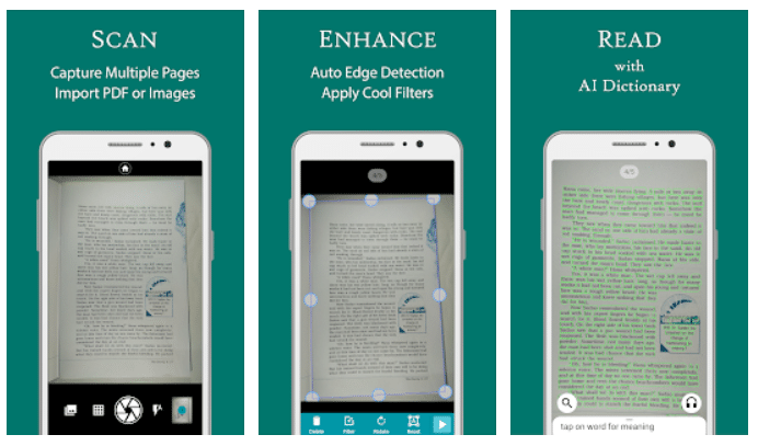 document scanner app indian